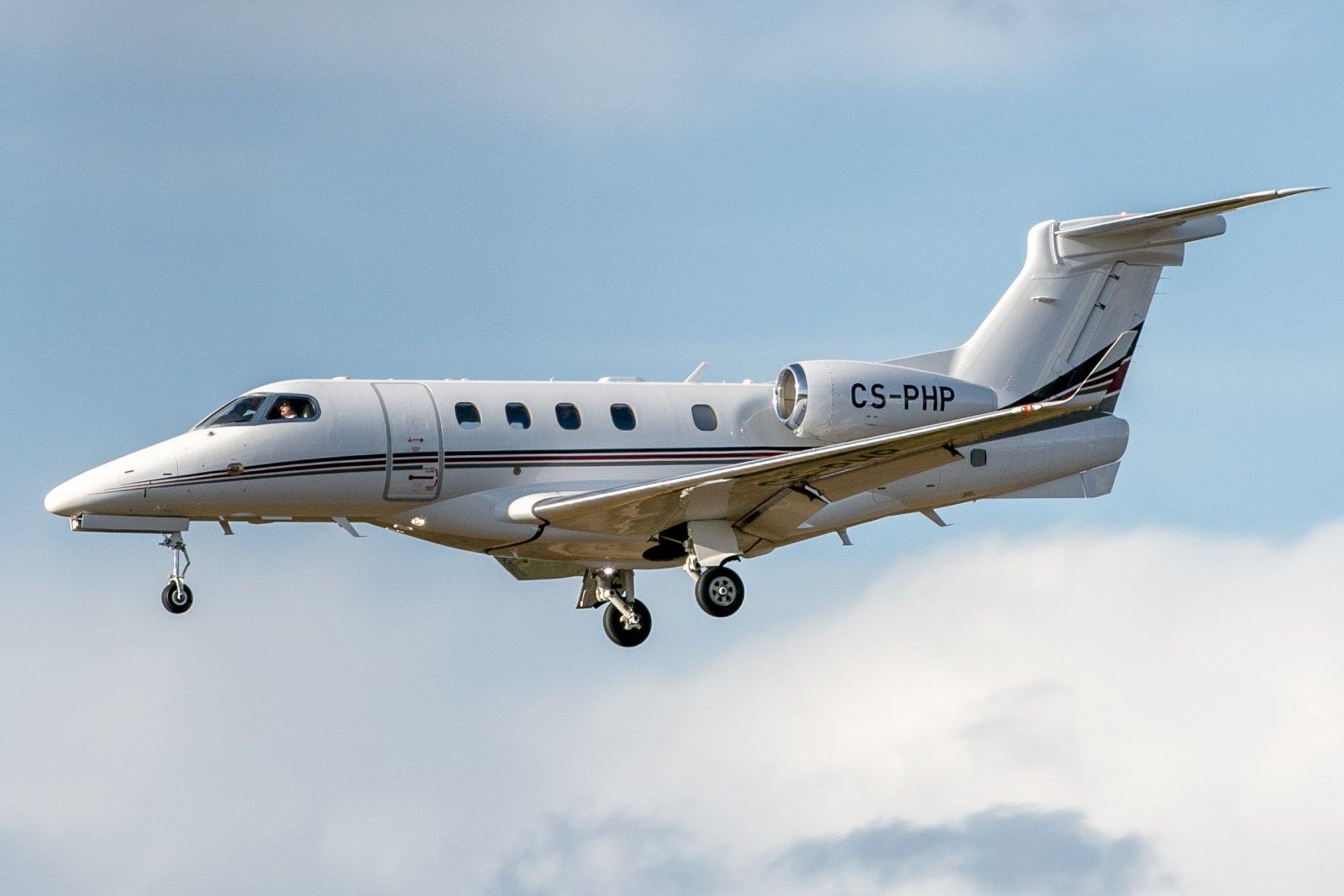 CS-PHP. 10.9.2020. Embraer 505 Phenom 300.