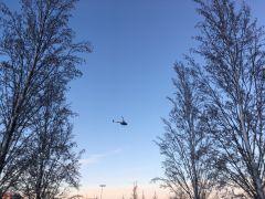Helikopteri Kaarinassa