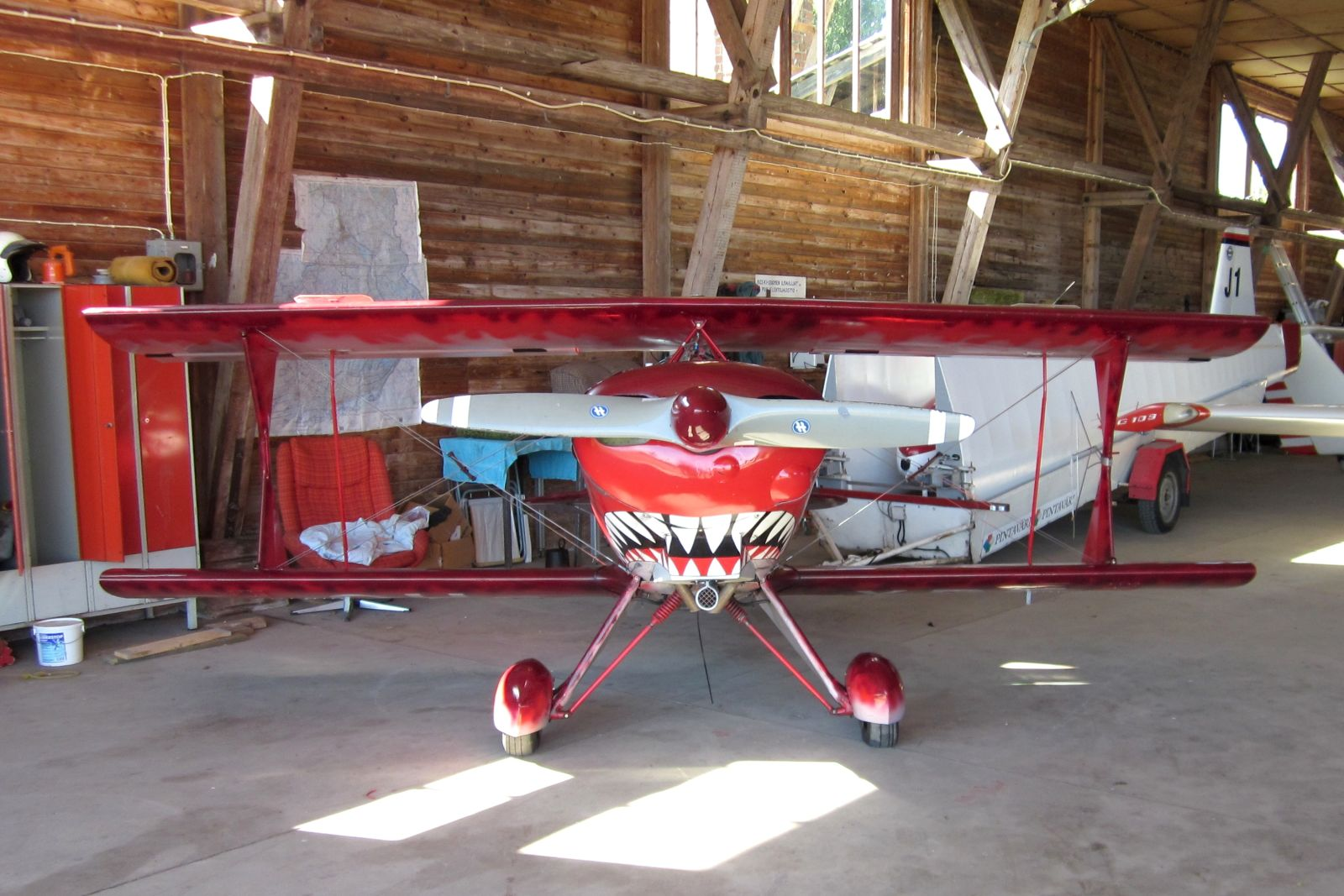 Pitts S-1 Special OH-XPF EFPK 2011-07-31